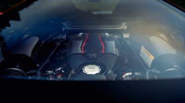 eCoty 2018 - 488 engine