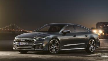 Audi S7 2019 - front quarter