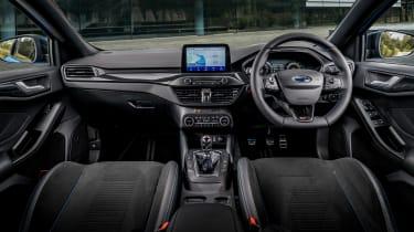 Ford Focus ST Edition – interior