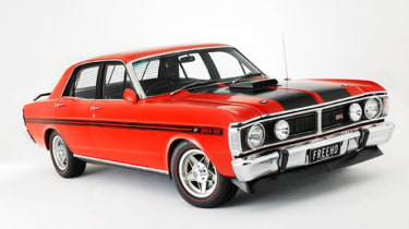 Ford Falcon GT HO Phase 3