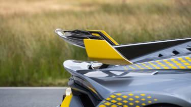 Lamborghini Huracan STO CP – wing
