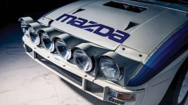 Mazda RX-7 Evo Group B Works - lights