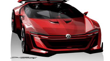 Volkswagen Golf GTI Speedster Vision Gran Turismo
