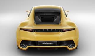New Lotus Elan