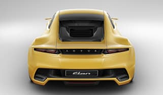 New Lotus Elan