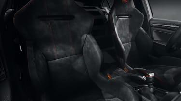 Renault Sport Megane Trophy-R seats