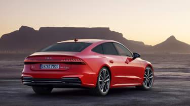 Plug-in hybrid Audi A7