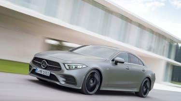 Mercedes-Benz CLS AMG Line – front quarter