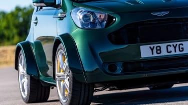 Aston Martin Cygnet V8 - front