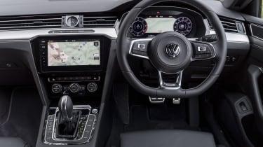 Volkswagen Arteon – cabin