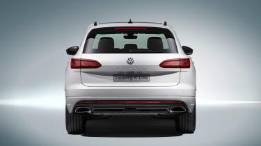 Volkswagen Touareg R-Line - tail