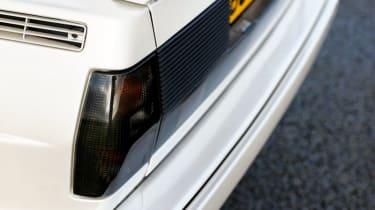Audi quattro rear lights smoked