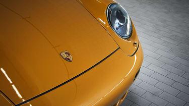 Porsche Classic Project Gold - Front