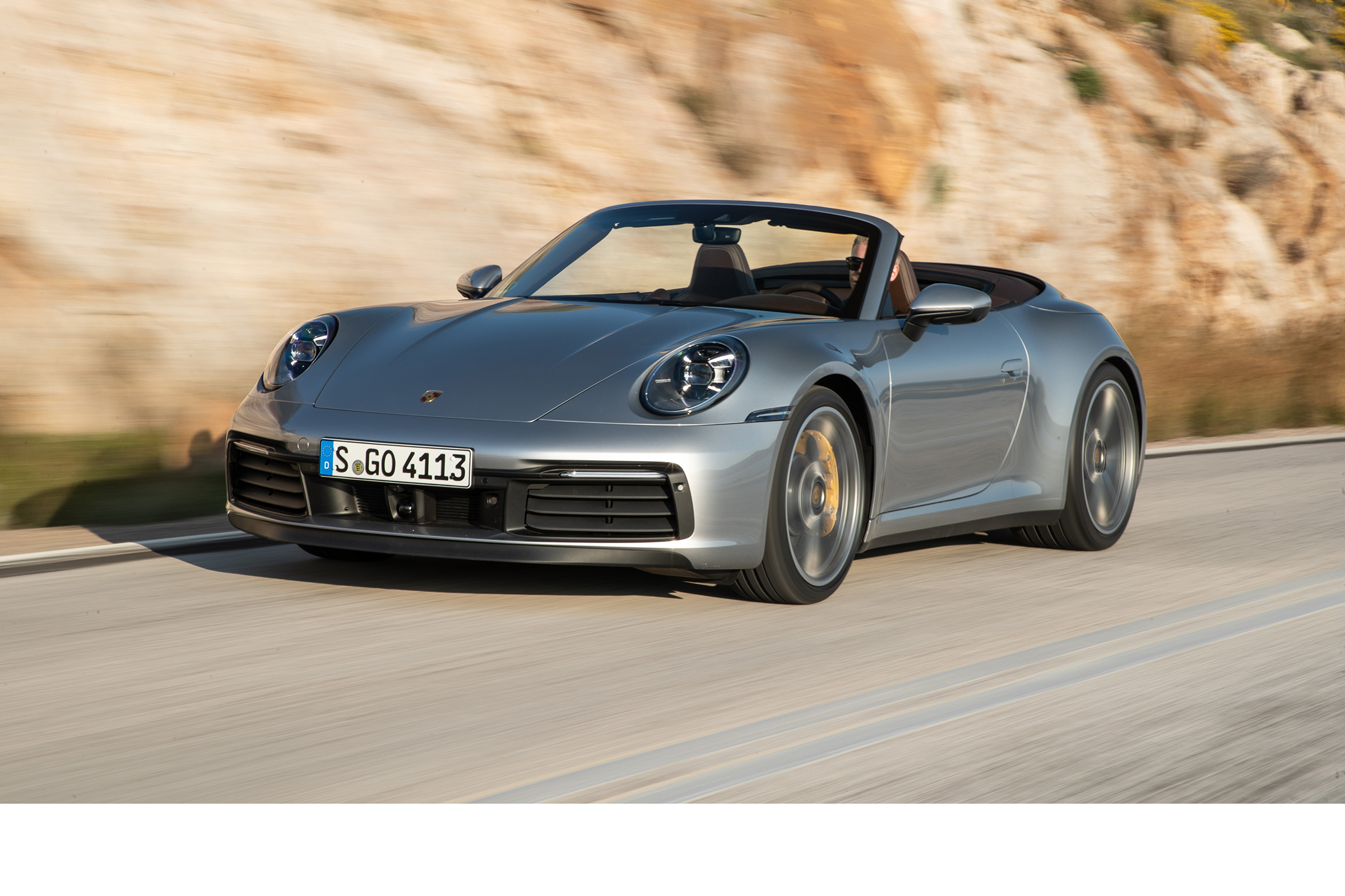 Porsche 911 992 Cabriolet Review New 911 Loses Its Roof