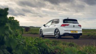 Volkswagen Golf GTD 2021 review - rear static