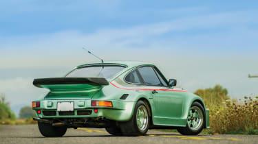 Porsche 935 Turbo rear