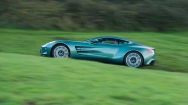 Aston Martin One-77 - side