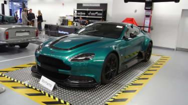 Aston Martin Works auction - Vantage GT12