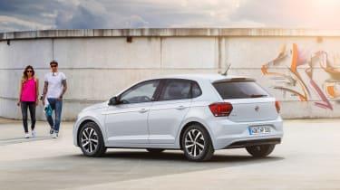 2017 Volkswagen Polo - Beats rear static