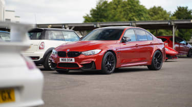 Goodwood track day - M3