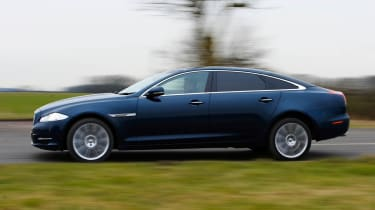 Jaguar XJ 5.0L V8 review
