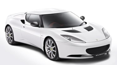 Lotus Evora Supercharged