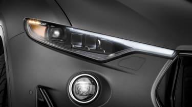 Maserati Levante Trofeo - lighting