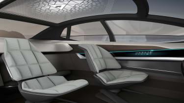 Audi Aicon interior