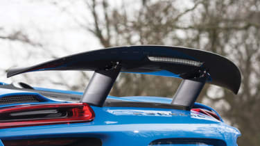 Porsche 918 Spyder - Wing