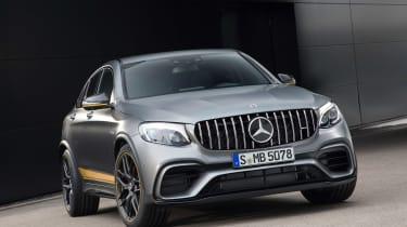 Mercedes-AMG GLC 63 Edition 1 front three quarter