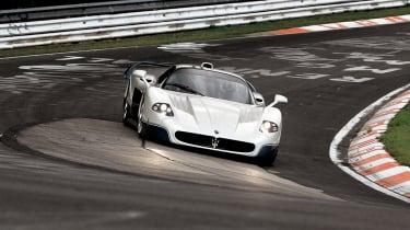 Maserati MC12 Nurburgring