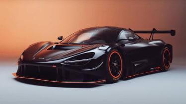 McLaren 720S GT3X