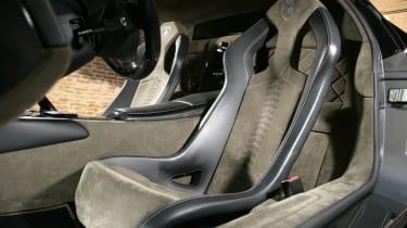 Lamborghini Reventon seat
