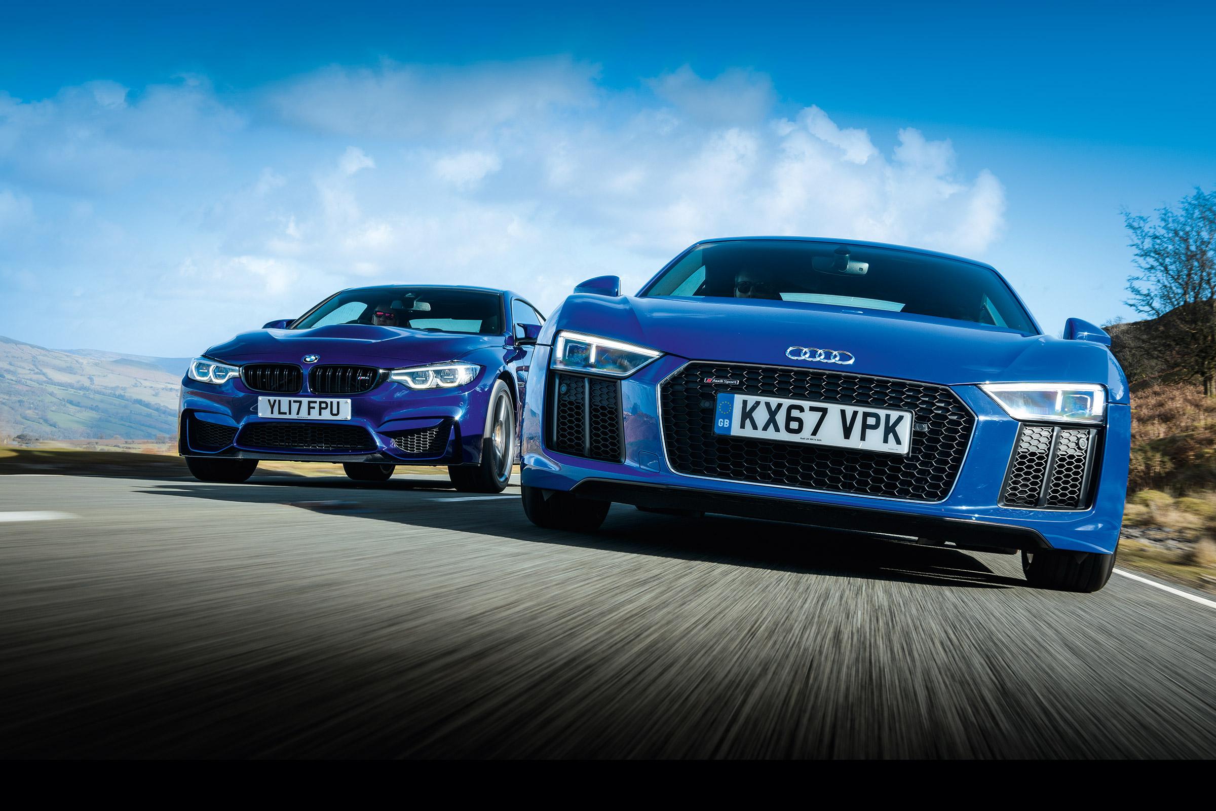 Kelebihan Audi Bmw Perbandingan Harga
