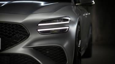 Genesis G70 Shooting Brake - headlight