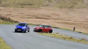 Hot hatch test - Fiesta ST