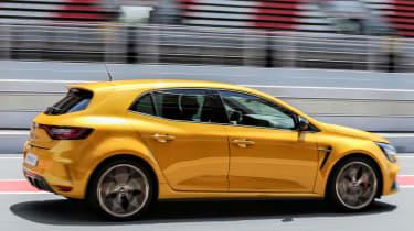 Renault Sport Megane RS 300 Trophy - side