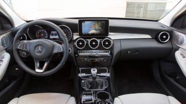 Mercedes C-Class C200 2014