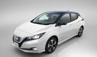 Nissan Leaf mk2 -