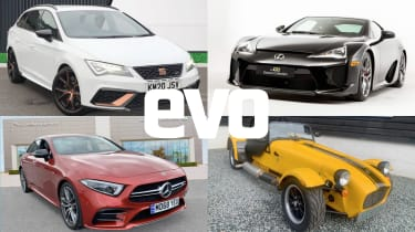 Best used cars April 8