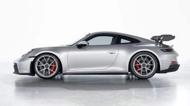 Porsche 911 GT3 992 side