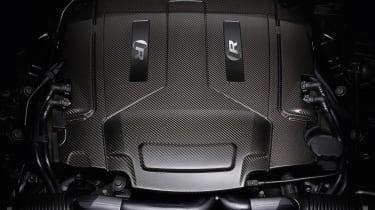 Jaguar XJR575 engine