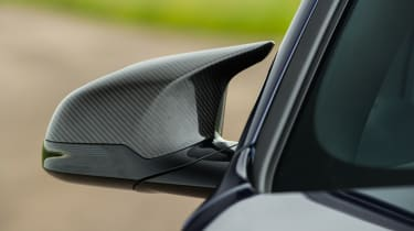 2018 model-year BMW M3 Competition Pack - Door mirror