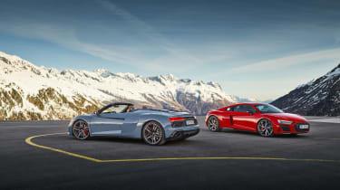 Audi R8 V10 Performance RWD – pair