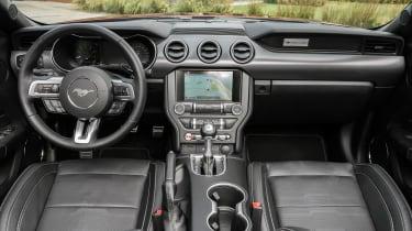 MY18 Mustang - GT interior