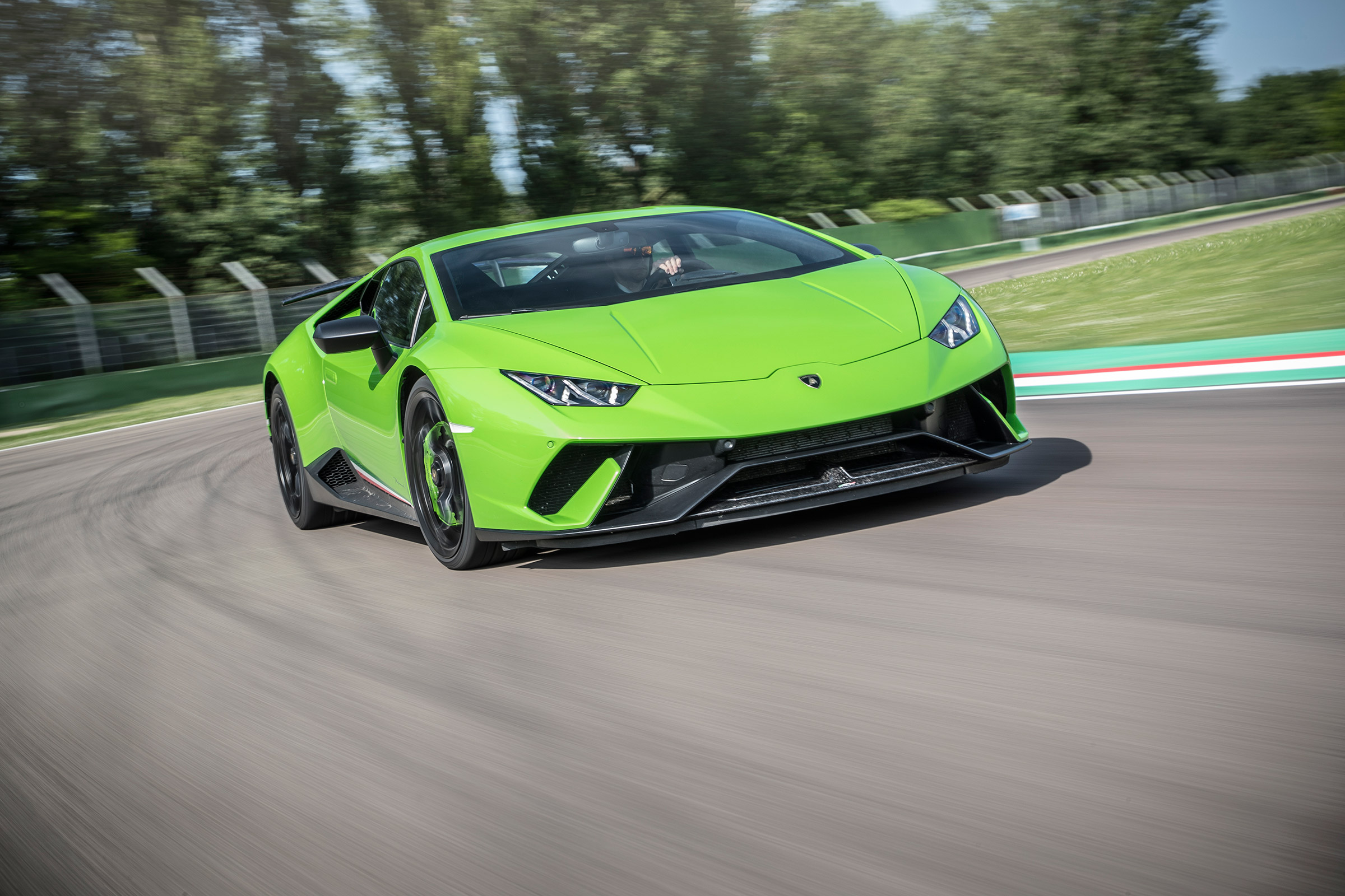 Lamborghini Huracan Performante Review Is Ring King As Impressive As The Numbers Suggest Evo
