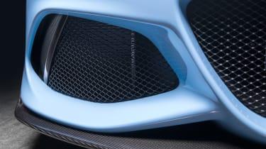 Lotus Exige 410 Sport – front intakes