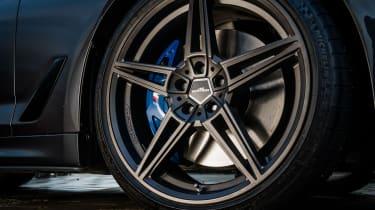 AC Schnitzer 540i wheels