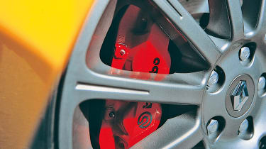 Renault Sport Clio 197 F1 Team R27 – Brembo brakes