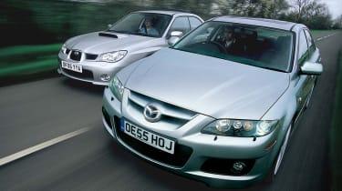 Mazda 6 MPS image